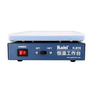 Power Tool Sets Kaisi K-816 LCD Screen Separator Heating Platform Mobile Phone Repair Open Splitting Welding Station