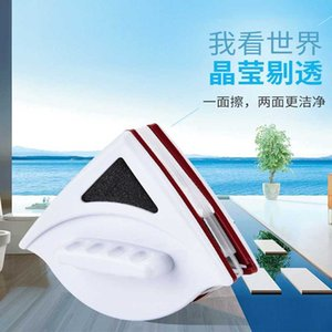 15-24mm double-sided glass window cleaner for high-rise buildings double-layer hollow magnetic