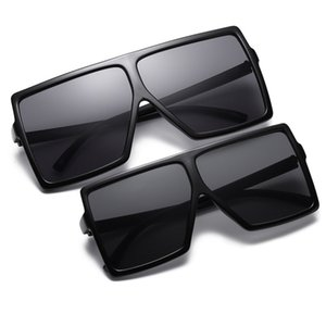 Luxury 2021 Big Trending Kid Mommy and Me Matching Mother Daughter Set Square Shad Sunglassd