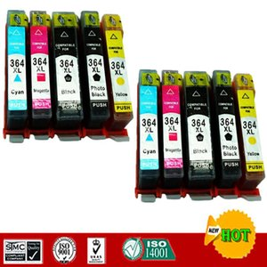 Ink Cartridges Compatible For 364 364xl Cartridge Suit B8550 B8553 B8558 C5388 C5390 Etc.