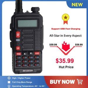 Baofeng Professional Walkie Talkie UV 10R 30km 128 Channels VHF UHF Dual Band Two Way CB Ham Radio UV-10R