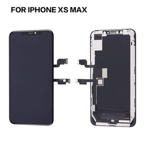 10pcs di alta qualità A +++ LCD OLED Display touch screen Pannelli Digitizer Assembly Ricambi ricambi per iPhone 11 Pro Max X XS XR con scatola BOX GRATIS DHL 12
