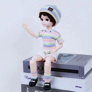 Кукла 30 см Полный набор 1/6 куклы мода одежда костюм 20 подвижных суставов куклы кукол игрушки для тела для девочек одеваются кукла