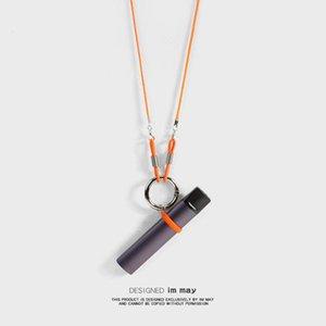 necklaceRelx Yueke rope necklace yooz pomelo II Magic Flute rique iqo universal function hanging neck protective case