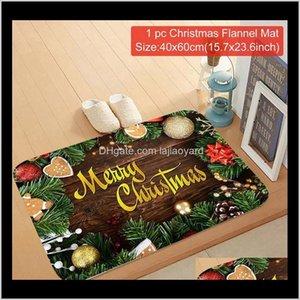Qifu Mat Flannel Outdoor Carpet Merry Decrations Home Party Decoration Kitchen Bathroom Room Door Floor 4080 Wmtxbb 56Ahk Decorations 4Tecj