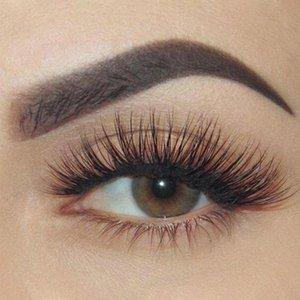 Magnetic False Eyelashes Naturally Elongated Liquid Soft Eye 5 Moderately Eyeliner Pairs Lashes T1Z3