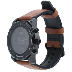 Outdoor Gadgets Climbing Sport Watch Fishing Reminder Altitude Curve Air Pressure Compass 48-Hour Trend Graph