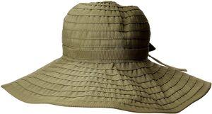 San Diego hat company women's Ribbon HatMAPS