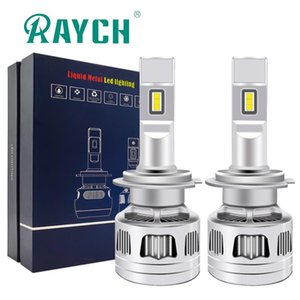 Car Headlights Headlight F3 LED H7 Bulb Diode Headlamp For H11 H3 6000K 15000Lm No Error Message 9005 9006 Dark Spot
