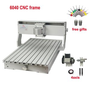 Electric Trimmers 6040 Cnc Router Frame With 57mm Stepper Motor Wood Working Milling Part For Engraving Drilling Machine