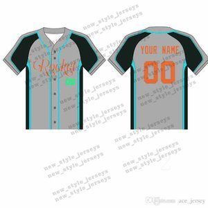 137MAN Custom Baseball Jerseys Breathable 2019 Men youth Quick Dry Blue white Stitched M-XXXL Green Baseball Jerseys