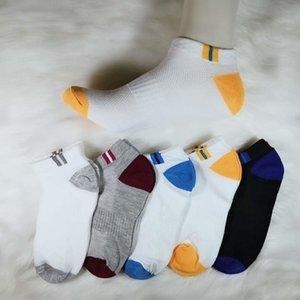 Multi Colors Ankle Socks Unisex Socks Sports Short Sock Cotton Sports Socks Football Cheerleaders Adult Short Sock CCF4805