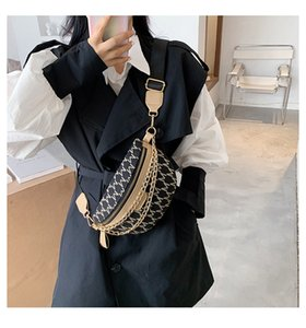Color Designer Luxurys Fanny Packs Chain Small Solid Ladies For HBP Phone Fashion Waist 2021 Female Women Purses BAGS CHEST Htcke