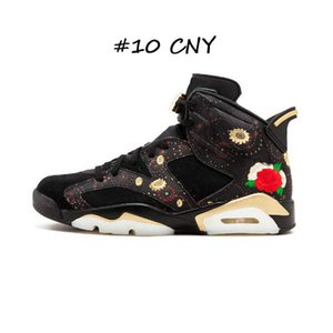 umpman fashion 6 6s Men Basketball shoes Flint Olympic Golden Reflections of Champion Travis Scotts White infrared sports sneakers 22TM74