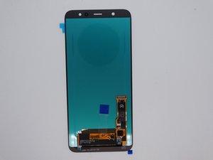 Tela OLED para Samsung Galaxy A6 Plus A605 Display LCD Display Touch Screen Digitador Montagem Peças de Substituição