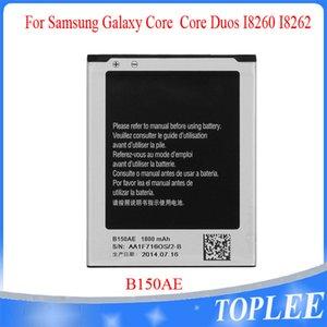 سعر المصنع!! بطارية عالية الجودة B150AE ل Samsung Galaxy Core Duos I8260 I8262 بطاريات الهاتف المحمول