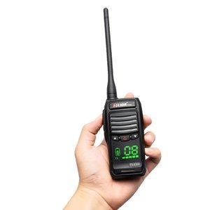 Walkie Talkie 5W VHF Waterproof 2 Way Radio Long Range 136-174 OR 400-480MHZ With Alarm Function
