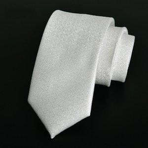 Bow Ties 1200 Pins Men's Tie Korean Version Casual Skiny Solid Color Black 6CM Necktie Hand-made Formal Dress Slim Mens Accessories