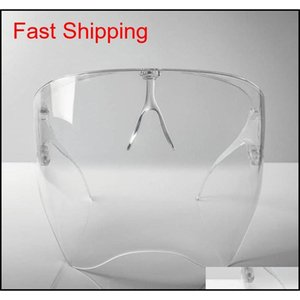 FactoryZ4V6Waterproof Women'S Face Shield Goggles Safety Glasses Anti-Spray Mask Protective Goggle Glass Sunglasses Ezdrs