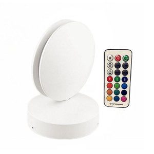 Italian Style Modern Wall Lamp RGB Remote LED Lights Creativity 12W IP67 110V 220V Sill For Corridor Balcony Home Door Lamps