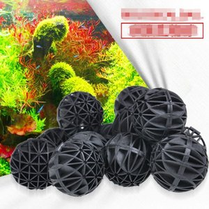 Filtration Bio Balls For Aquarium Pond Canister Clean Fish Tank Filter With Biochemical Wet Dry Cotton Ball 16mm 26mm 36mm 46mm 56mm 76mm Anti Bacteria Filters Media