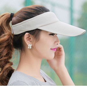 ball caps Women's summer Korean fashion baseball cap men's sports open top sun duck tongue hat