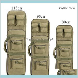 120Cm Rifle Gun Case Tactical Gun Bag Soft Padded Carbine Case Fishing Rod Bag Backpack Pistol Sgun Airsoft Case Storage Q1201 Mz8Wn Nv7Ab