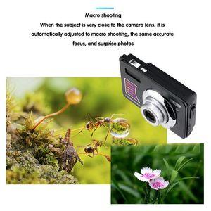 Digital Camera Ultra-Thin 18 Million Pixel HD 720P Home Travel Macro Cameras