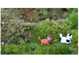lovely mini cake toppers mix horses microlandschaft capsule toys for kids