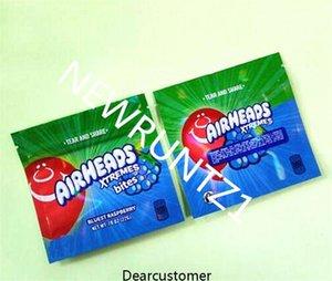 2021S Боевые боеголовки Сумки Airheads Xtremes Starburst Gummies Cannaburst Sours Rainbow Пустые миларные сумки Упаковка 500 мг Майлар
