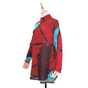 2021 سترة المرأة الشتاء البلوز أزياء المرأة عالية الجودة سترة الخصر نمط الاتجاه