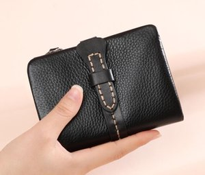 Billfold Bag Wallet High Quality Designer High-end Plaid Pattern Men Pures S Women New WITH BOX Bhrdt