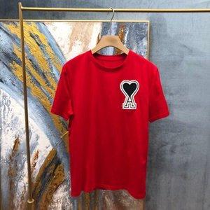 Mens Slim Fit с коротким рукавом V-образным вырезом повседневная хлопчатобумажная футболка для мышц TEE рубашка MH39