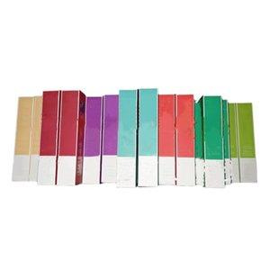 Puff Bar Plus 80 Colors cigarettes Disposable Device 550mAh Battery 500+ Puffs 3.2ml Pod prefilled xxl double vape pen protable stick