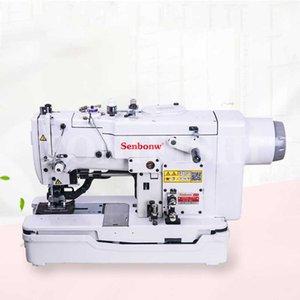 Computerized Flat Head Buttonholing Machine 781 Buttonholing Machine High-speed All-in-one Sewing Machine