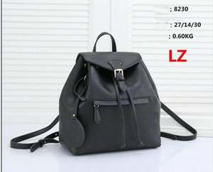 Hight quality fame Women's Palm Springs Backpack Mini leather book backpacks women printing pu bags 8230# 27x14x30cm