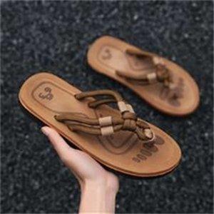 slippers Fanzun l-15-rope handmade