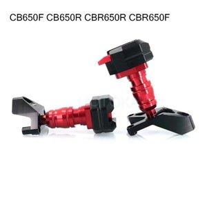 For CB650F CB650R CBR650R CBR650F Motorcycle Modified Falling Protection Frame Slider Fairing Guard Anti Crash Pad Protector ATV Parts