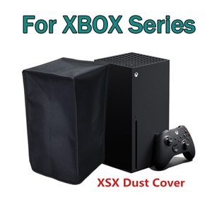 For XSS XSX Series S Dustproof Cover Mesh Stopper Removable Washable Dust Case for Xbox Series S X Game Console Accessories
