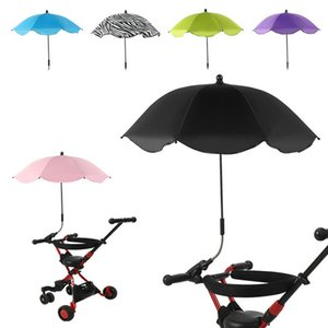 Protection Sunscree Rainproof Baby Umbrella Infant Stroller Cover Can Bent Freely Does Not Rust Universal Accessorie Parts & Accessories