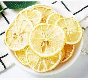 Lemon tea freeze-dried lemon slices honey lemon slices brew tea, flower fruit tea instant drying