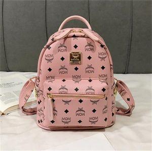 Pink sugao backpack shoulder bag travel 2020 new style fashion travel backpack for school women school bookbag mini shoulder bag student