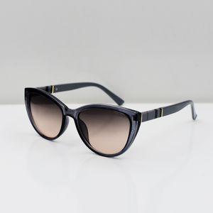 Sunglasses Fashion mens Woman uv full frame Round Cat Eye luxurys glasses designers WU19