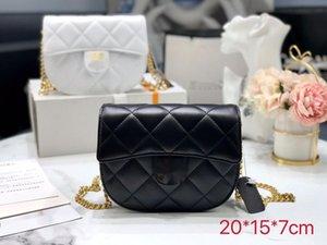 C 3A Quality 21SS дамы модные седловые сумки