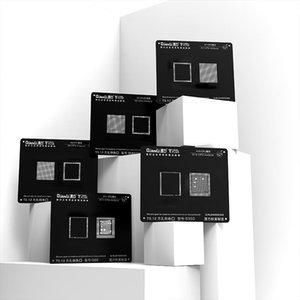 Cell Phone Repairing Tools Qianli 3D Stencil CPU Reballing Kits For A7 A8 A9 A10 A11 A12 IC Chips BGA Motherboard Soldering Repair