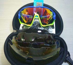 2021 Man Polarized Goggles Racing Eyewear Cycling Sunglasses Sports Driving Bicycle Sun Glasses Woman