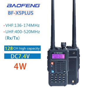 Walkie Talkie 2021 Baofeng UV-X5Plus 10 km UVX5Plus Walkie-Tomsie 사냥 라디오