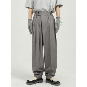 Vêtements pour hommes - 2021 Produit de printemps Produit lâche Harem Pantalon Harem Trend Casual