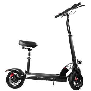 [EU instock] HVD-3 Foldable Smart Scooter Skateboard 50-65km Strong Range 48v 15ah 10 inch Electric Scooters ottie high