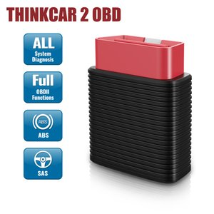 ThinkCar2 Full System Diagnostic Tool for iOS Android Code Reader with DPF TPMS AFS OIL IMMO Injector Reset Fcuntions